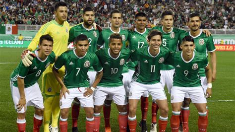 Mexico s opponent for Gold Cup match at Alamodome announced