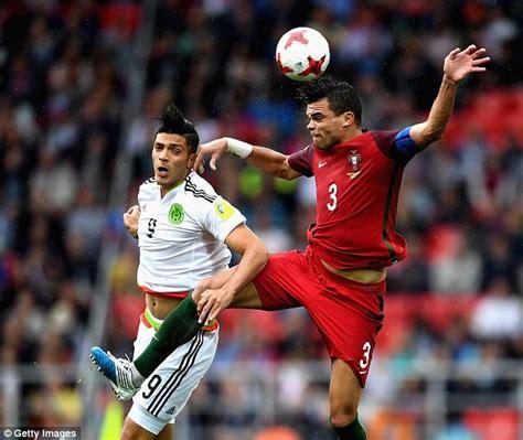 Mexico striker Raul Jimenez open to Premier League move ...