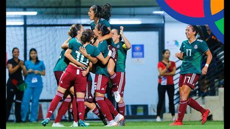 México vs Costa Rica| Final Futbol Femenil|Juegos ...