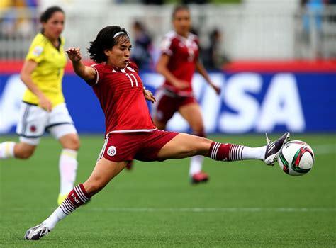 México vs Francia, Mundial Femenil 2015