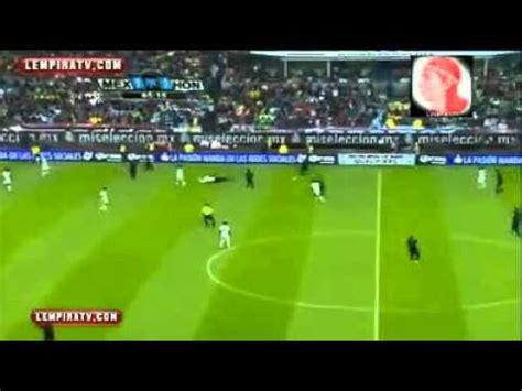 Mexico Vs Honduras ELIMINATORIAS Televicentro   YouTube