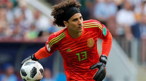 México vs Suecia: Memo Ochoa, el portero con más atajadas ...