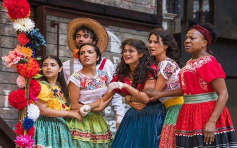 #MéxicoEnLondres: La Revolución Mexicana llega al teatro ...