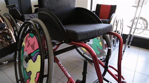 Meyar fabrica de sillas de ruedas   YouTube