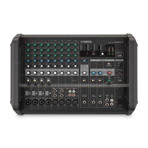 Mezclador amplificado YAMAHA EMX5   Musical Las Palmas