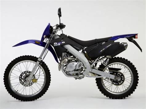 MH Motorcycles Duna 125 Hard Road Enduro precio ficha ...