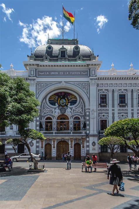 MI BOLIVIA AMADA: SUCRE, LA CAPITAL DE BOLIVIA, ES UNA DE ...