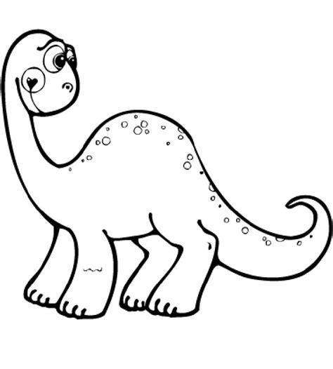 Mi colección de dibujos:  Dinosaurios para colorear