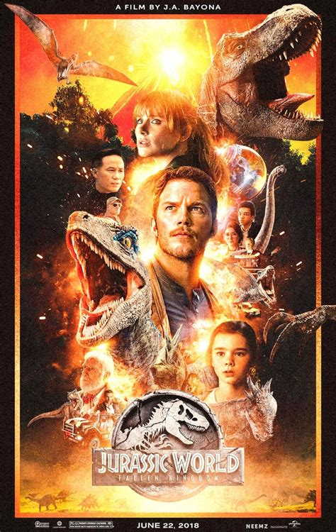 Mi crítica sobre Jurassic World 2: El Reino Caido 7,5/10
