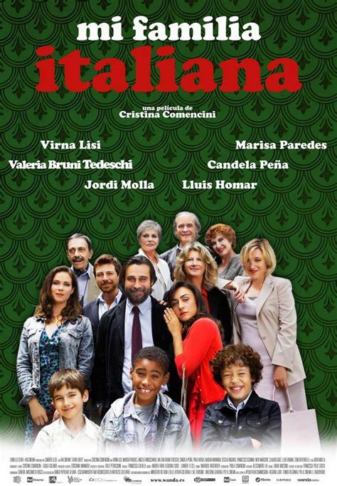 Mi familia italiana online  2015  Español latino descargar ...