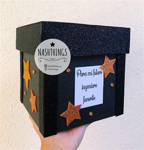 Mi futuro ingeniero / Cajas personalizadas   Cajas ...
