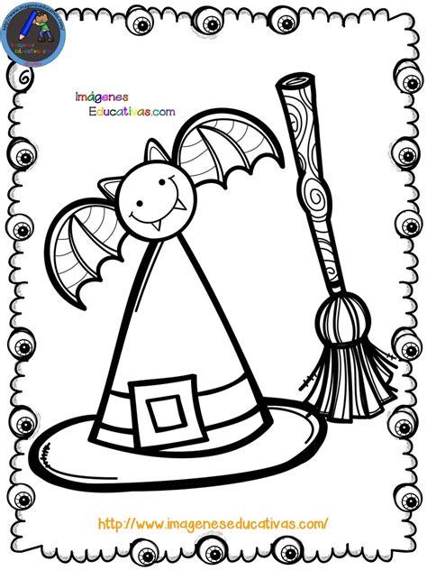 Mi libro para colorear en Halloween  6    Imagenes Educativas