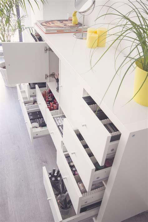 Mi mueble de maquillaje y organización | Makeupzone.net ...