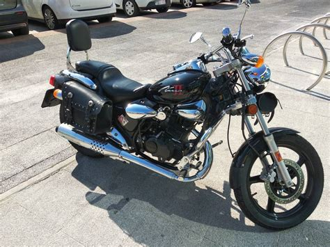 Mi nueva custom!   Motos Custom 125