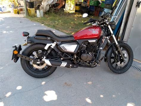 Mi nueva moto, Keeway K Light 125   Página 3   Motos ...