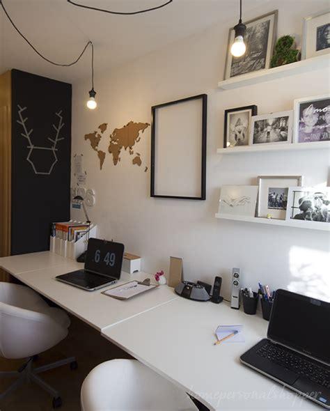 Mi nuevo espacio de trabajo en casa | Decoración | Despatx ...