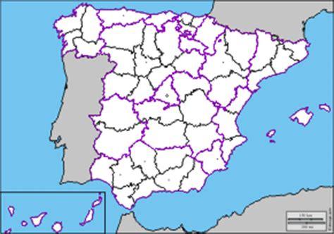 Mi otro pupitre:  Mapas de España