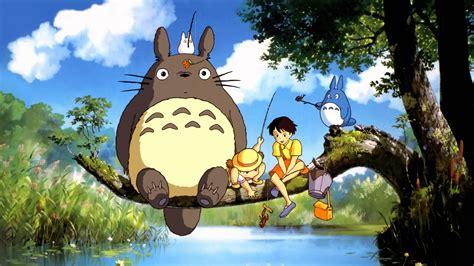 Mi vecino Totoro Fondo de pantalla HD | Fondo de ...