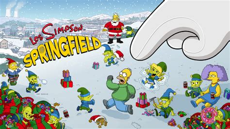 Mica Alvarez Blog:  Los Simpsons: Springfield. Review ...