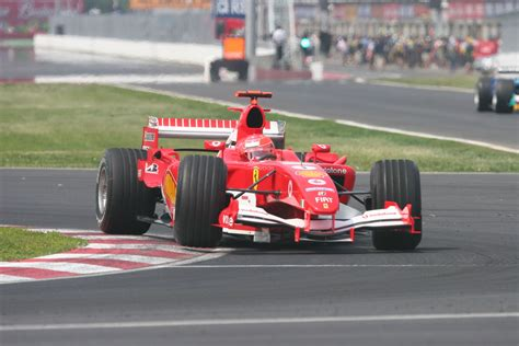 Michael Schumacher, one of the all time greats of F1 in ...