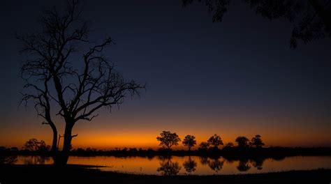 MichaelPocketList: Quiet sunrise in the Moremi Game ...