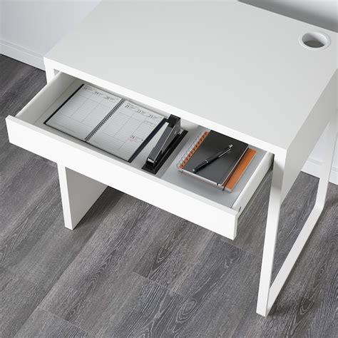 MICKE Escritorio, blanco, 73x50 cm   IKEA