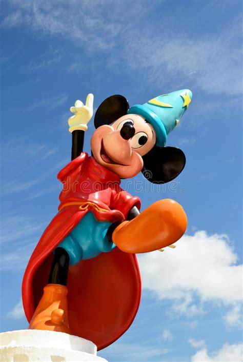 Mickey Mouse Fantasia Disney Figure Editorial Photography ...