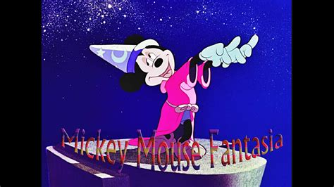 Mickey Mouse Fantasia   Disney s the Sorcerer s Apprentice ...