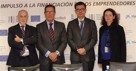 MicroBank, el Fondo Europeo de Inversiones y el Banco ...