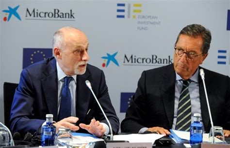MicroBank y el Fondo Europeo de Inversiones promueven una ...