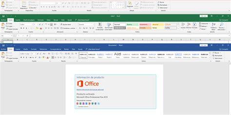 Microsoft Office Professional Plus 2019  Español/Ingles ...
