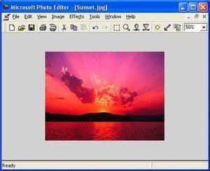 Microsoft Photo Editor   Wikipedia