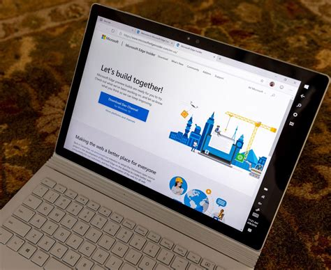 Microsoft releases its Google Chrome ized Edge browser for ...