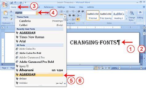 Microsoft Word Software