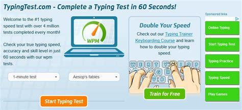 Mide y mejora tu velocidad al escribir con el teclado