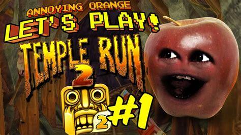 Midget Apple   Temple Run #1   YouTube