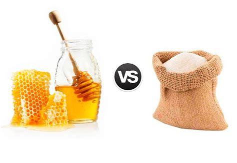 Miel o azúcar:¿Cuál es mas saludable?
