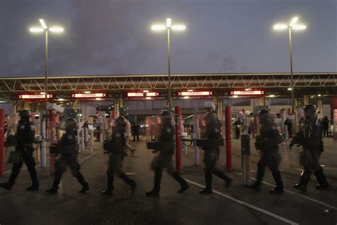 Migration Flows in Mexico Have Challenged the Country's ...
