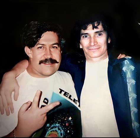 Miguel Ángel Felix Gallardo and Pablo Escobar in real life ...
