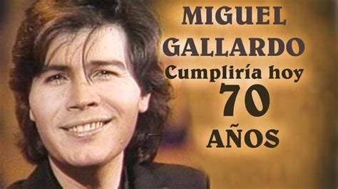 Miguel Gallardo cumpliría hoy 70 años! Lo recordamos   YouTube