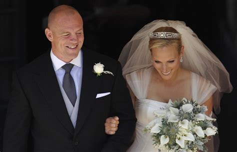 Mike Tindall To Get Nose Fixed, Talks About Wife Zara ...