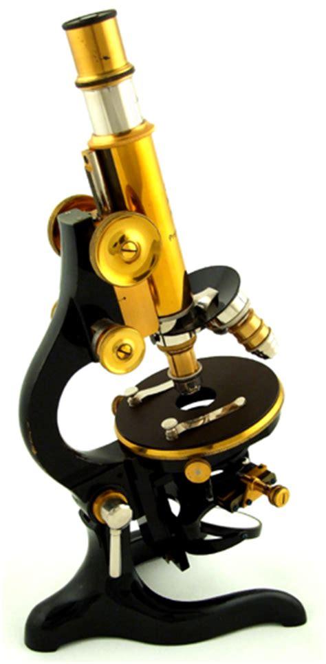 Mikroskop von Leitz  1909