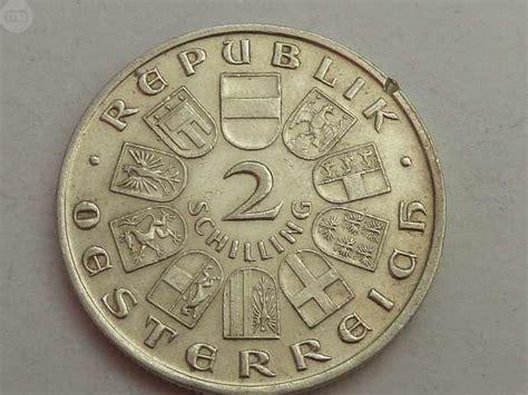 MIL ANUNCIOS.COM   2 chelines Austria 1928 Plata F. Schuber