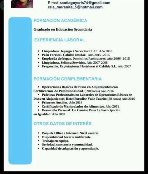 MIL ANUNCIOS.COM   Busco Empleo