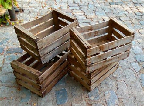 MIL ANUNCIOS.COM   Cajas de fruta madera antigua