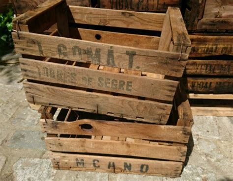 MIL ANUNCIOS.COM   Cajas de fruta madera
