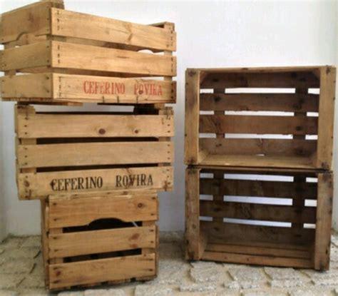 MIL ANUNCIOS.COM   Cajas de madera fruta antiguas