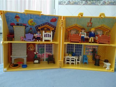 MIL ANUNCIOS.COM   Casa de muñecas maletín Playmobil.