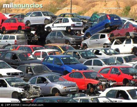 MIL ANUNCIOS.COM   Compra de vehículos para desguace