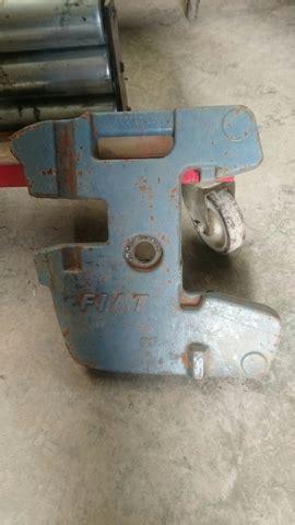 MIL ANUNCIOS.COM   Contrapesos tractor Fiat.